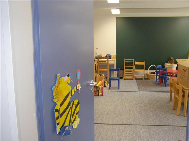 Containeranlage - Schule Freising