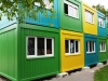 Škola kontejnerski objekt