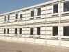 Containerized object for police Academy, Dachau, Germany