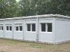 Containerized object - offices for PTB Braunschweig, Germany