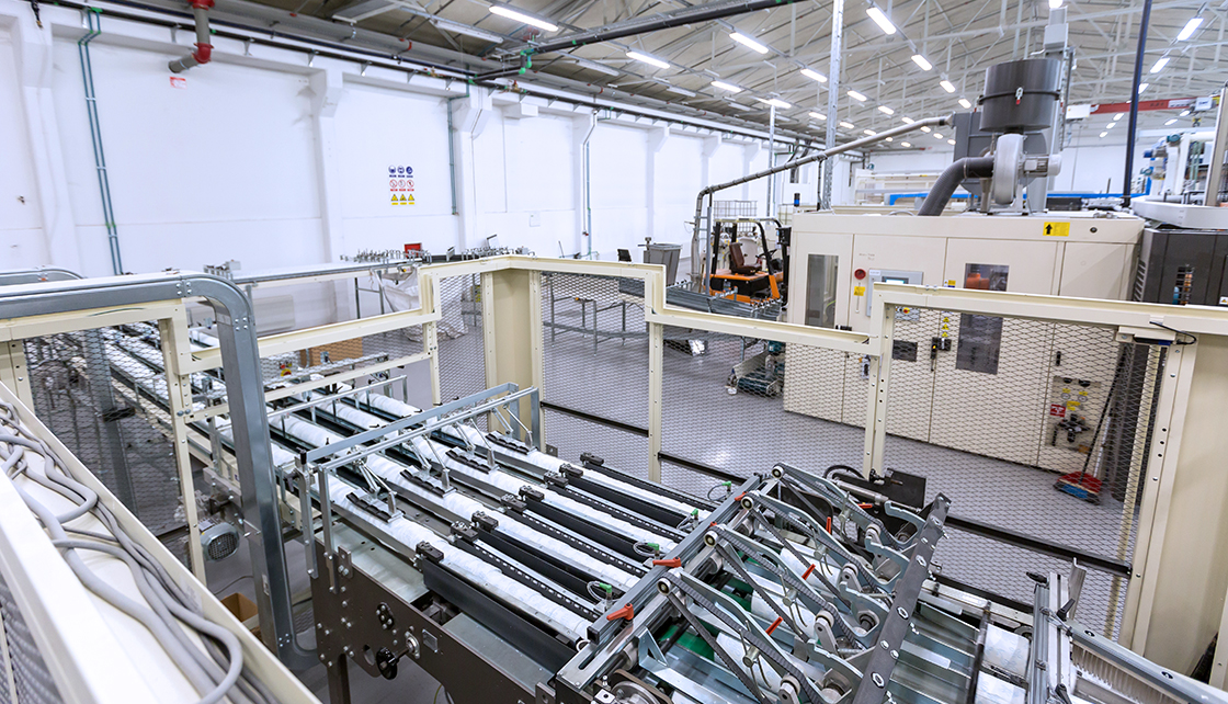 Production of Hygienic paper, Krapina Croatia (8)