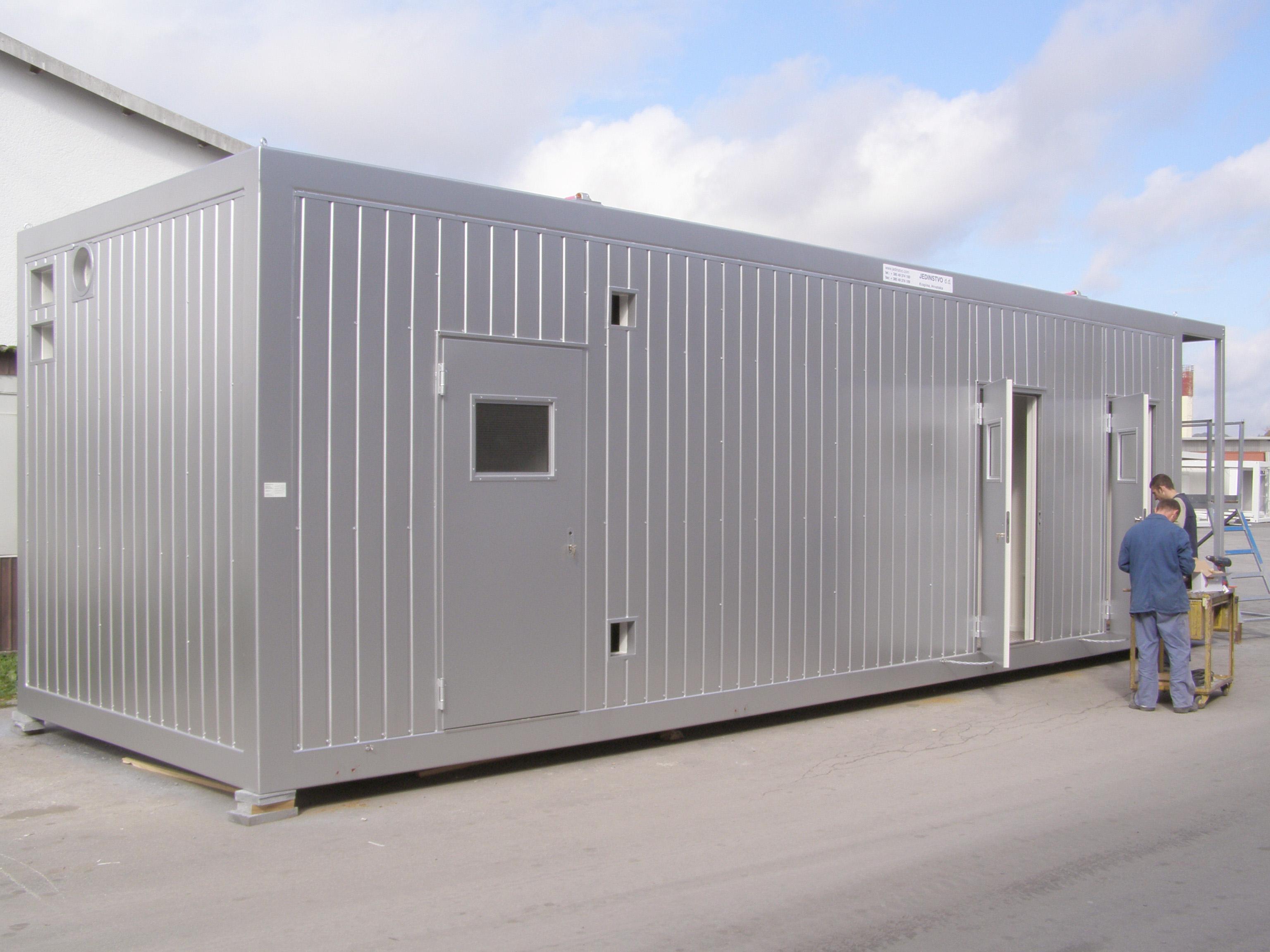 Technical Shelters Jedinstvo Krapina Llc
